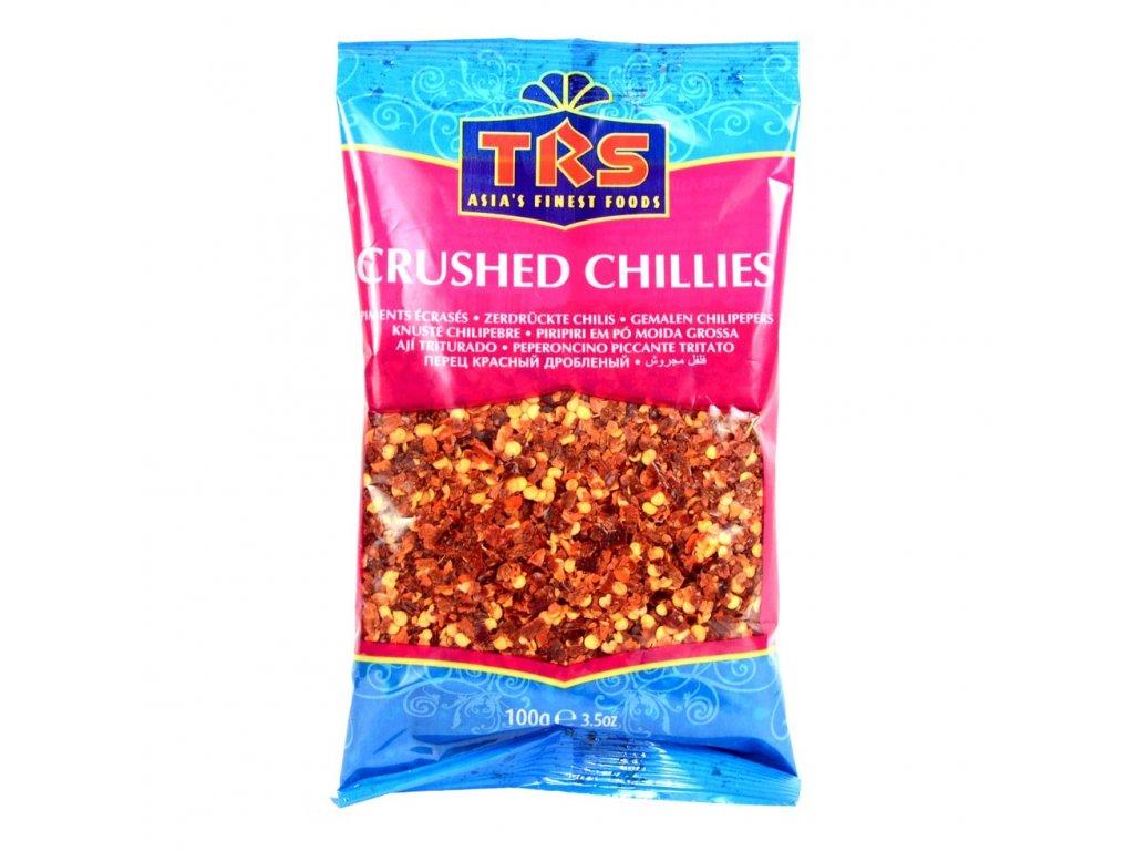 Chilli drcené TRS 100 g