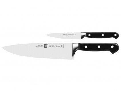 "Sada nožů s kuchařským nožem 2dílná PROFESSIONAL ""S"""