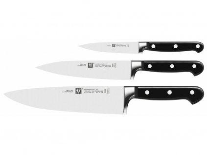 "Sada nožů 3dílná PROFESSIONAL ""S"" ZWILLING"