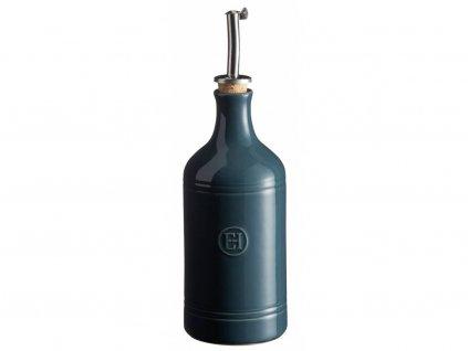 Nádoba na olej a ocet Emile Henry maková 450 ml