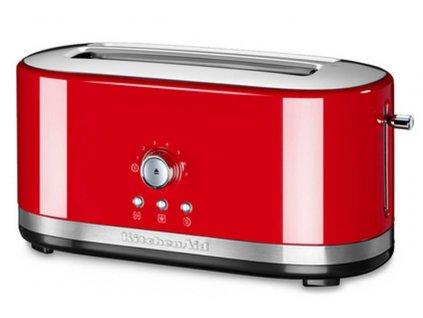 Topinkovač s manuálním ovládáním KitchenAid 5KMT4116 královská červená