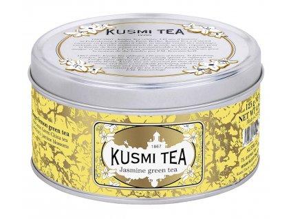Sypaný zelený čaj s jasmínem Kusmi Tea 125 g