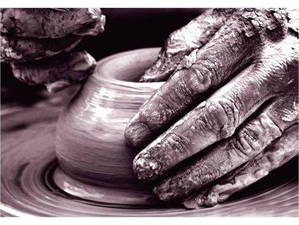 Set zapékacích misek na Creme Brulée Emile Henry slonová kost 13 cm 2 ks