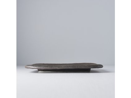 Čtvercová kamenná deska STONE SLAB 25 x 2 cm MIJ