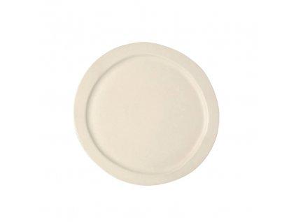Velký mělký talíř Craft White 25,5 cm