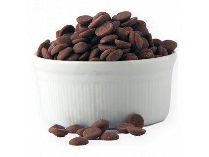 Mléčná čokoláda do fontány Callebaut 37,8% 750 g