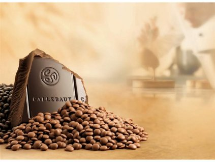 hořká čokoláda callebaut