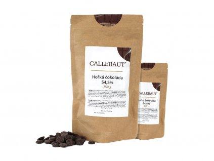 hořká čokoláda callebaut 500 g