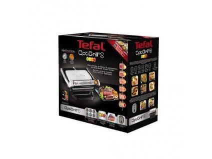 Elektrický gril Optigrill+ INOX EE GC712D34 Tefal