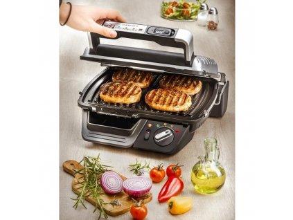 Elektrický gril SuperGrill Timer EU UC 700 GC451B12 Tefal b