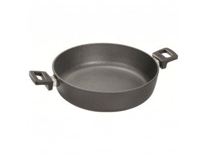 Hrnec s poklicí Nowo Titanium WOLL 26 cm 3,5 l
