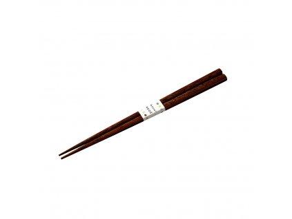 Jídelní hůlky Chopsticks hnědé MIJ