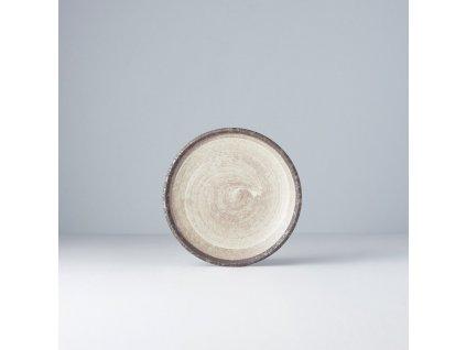Mělký předkrmový talíř Nin-Rin 17 cm