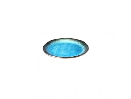 Oválný talíř Sky Blue 18 x 14,5 cm 1