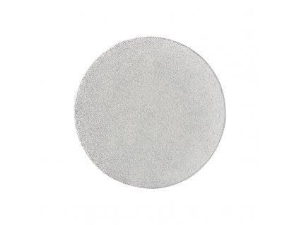 Velký mělký talíř Aska White 27 cm