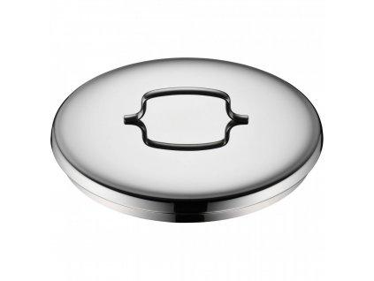 Parní hrnec s nerezovou poklicí Mini WMF 16 cm 1