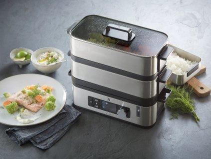 Systém na vaření v páře KITCHENminis® WMF