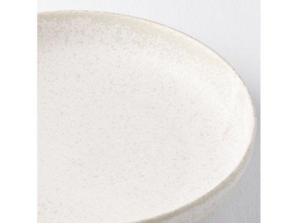 Nízká mělká miska Fade béžová 20 cm 2