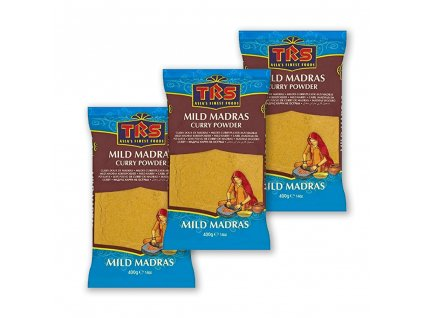 mild madras 3