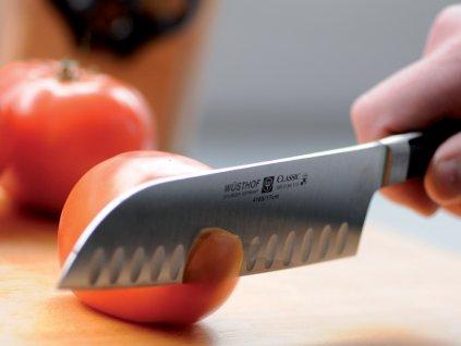 Japonský nůž Santoku Classic Wüsthof 17 cm