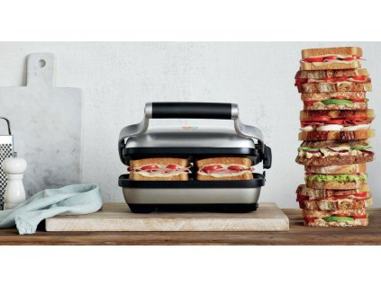 Elektrický sendvič gril SSG600 Sage