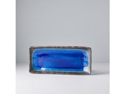 Talíř na sushi a sashimi Cobalt Blue 29 x 12 cm