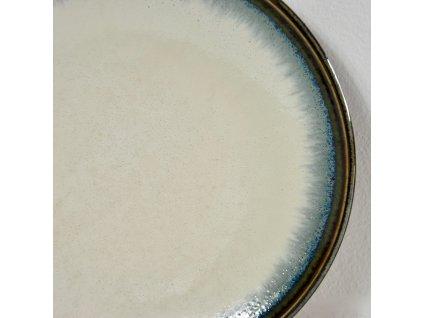 Mělký talíř na tapas Aurora 17 cm MIJ