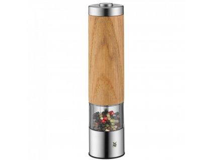 Elektrický mlýnek na pepř/sůl WMF dřevěný