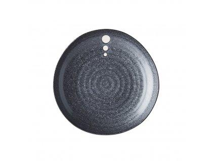 Mělký talíř White Dot 23 cm