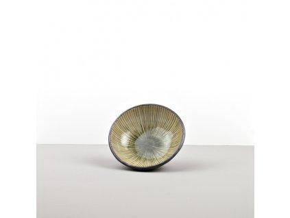 Mělká miska Dk Green 13 cm