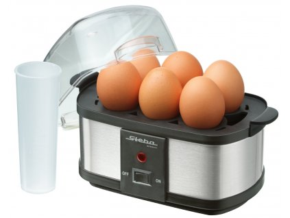Vařič vajec pro 6 vajec 3v1 Steba EK 3 Plus