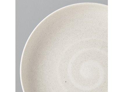 Mělký talíř s vysokým okrajem Recycled 22 cm 4