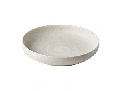 Talíř s vysokým okrajem Recycled 22 cm