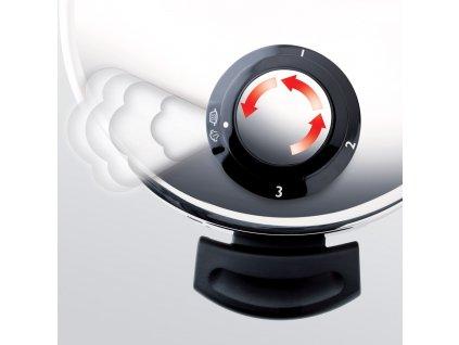 Sada tlakového hrnce 4,5 l a pánve 2,5 l Fissler Vitavit® design edition