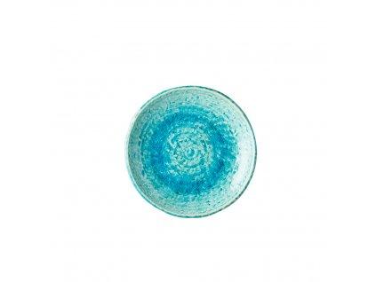 Mělký talíř Turquoise 20 cm
