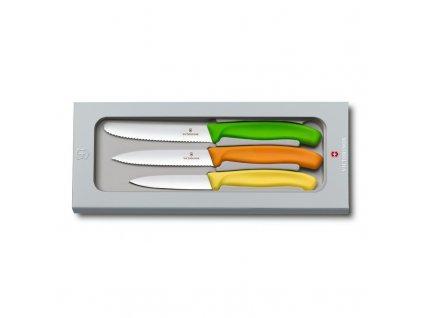 Sada nožů Victorinox Swiss Classic 3 ks
