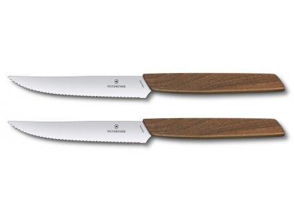 Sada steakových nožů Victorinox Swiss Modern 2 ks 1