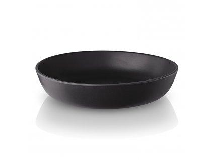 Talíř hluboký Nordic kitchen O 20 cm černý