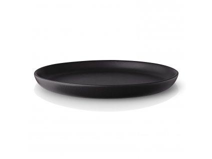 Talíř snídaňový Nordic kitchen O 21 cm černý