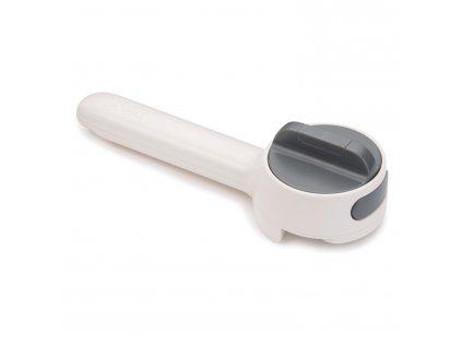 Kompaktní otvírák na konzervy s rukojetí bílý Can-Do™ Plus