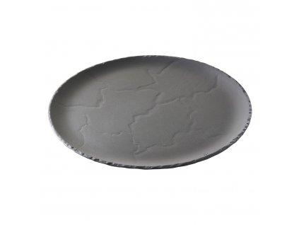 Talíř kulatý Basalt O 28,5 cm REVOL