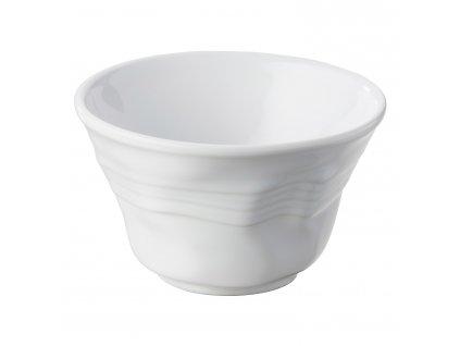 Malá miska V 0,25 l bílá Froissés