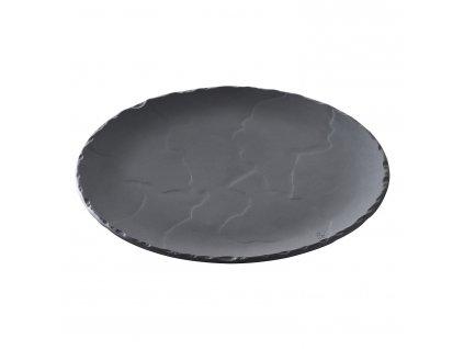 Talíř kulatý Basalt O 26 cm REVOL