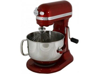 Kuchyňský robot KitchenAid Artisan 5KSM7580 červená metalíza