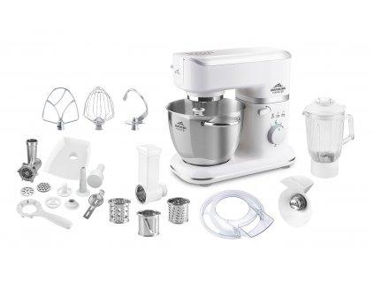 Kuchyňský robot ETA Gratussino Maxo II bílá