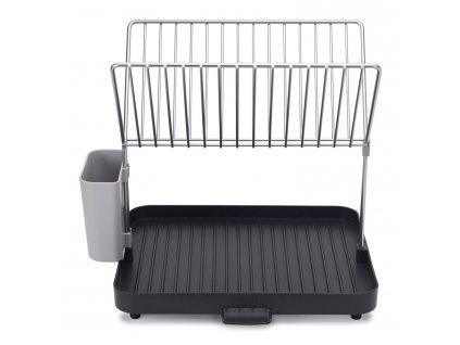 Dvoupatrový odkapávač šedý Y-Rack™