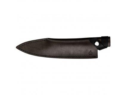 Kožené pouzdro na kuchařský nůž Forged Leather