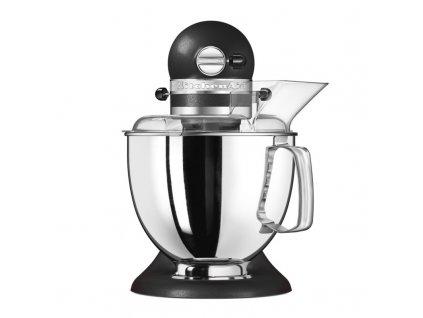 Kuchyňský robot KitchenAid Artisan 5KSM175 černá litina  + sleva 1290 Kč při koupi příslušenství