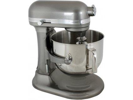 Kuchyňský robot KitchenAid Artisan 5KSM7580 stříbřitě šedá