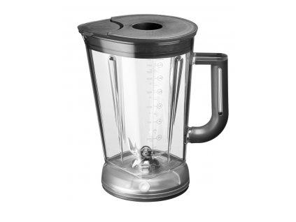 Stolní mixér s magnetickým pohonem Artisan stříbřitě šedá KitchenAid